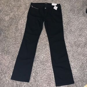 Guess low rise straight Jean